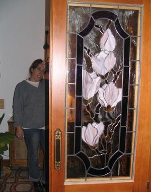 Vidrieras art sticas ana carranza fotograf a - Vidrieras para puertas ...